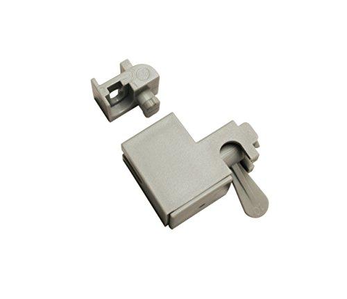 Gardinia mit Metallmontageplatte