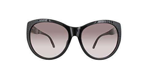 Swarovski sonnenbrille sk0087f-01f-60, occhiali da sole donna, nero (schwarz), 60