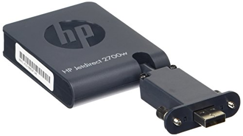 HP Jetdirect 2700w USB Wireless Printserver
