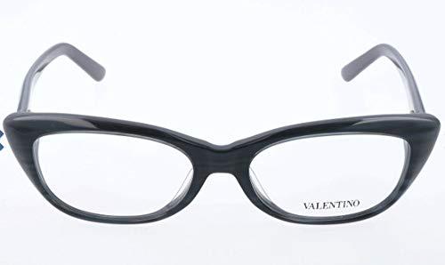 Valentino Damen V2661 Brillengestelle, Schwarz, 51
