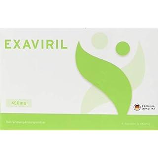 Exaviril - 4 Kapseln - für aktive Männer
