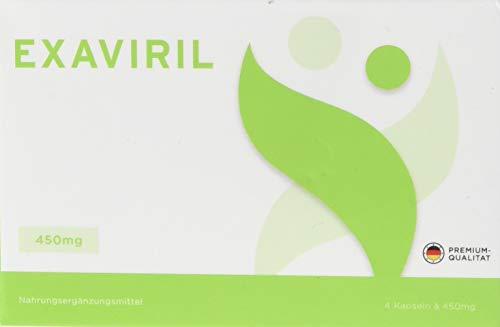 Exaviril - 4 Kapseln - für aktive Männer -