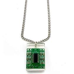 collar de componentes electrónicos