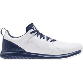 adidas Herren Adicross Ppf Golfschuhe, Weiß (Blanco/Azul Bb7875), 47 1/3 EU