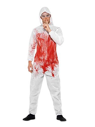 ger Forensiker Psychopath Halloween Gr.M ()