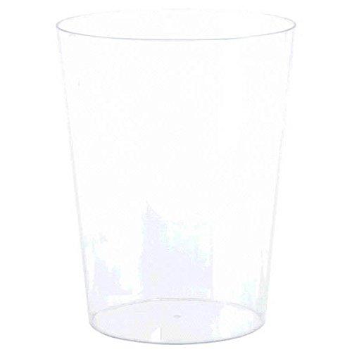 �, Kunststoff Zylinder Container (Kunststoff-zylinder Klar)
