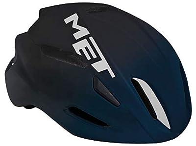MET Manta Helm Midnight Blue 2018 Fahrradhelm