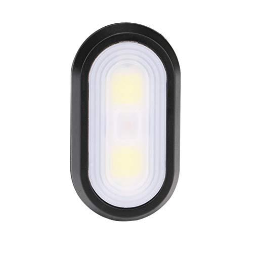 HEETEY Outdoor & Sport Sicherheit Clip-on Kleidung LED-Lampe Laufen Gehen Joggen Radfahren Nachtlicht Sicher