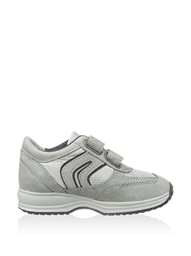 Geox J5456A 0CL11 Sneakers Bambino Grigio