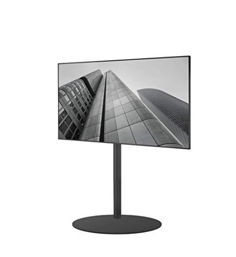 d86913535 Cavus diseño TV Soporte de Suelo (Acero Inoxidable, diámetro de 60 mm