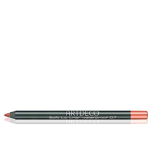 Artdeco Soft Lip Liner Waterproof unisex, Wasserfester Lippenkonturenstift farbe: 10 seductive red, 1er Pack (1 x 1 g)