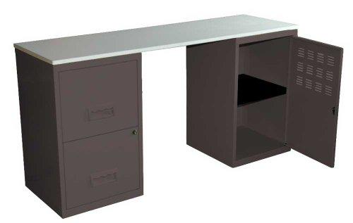 Bureau design en métal
