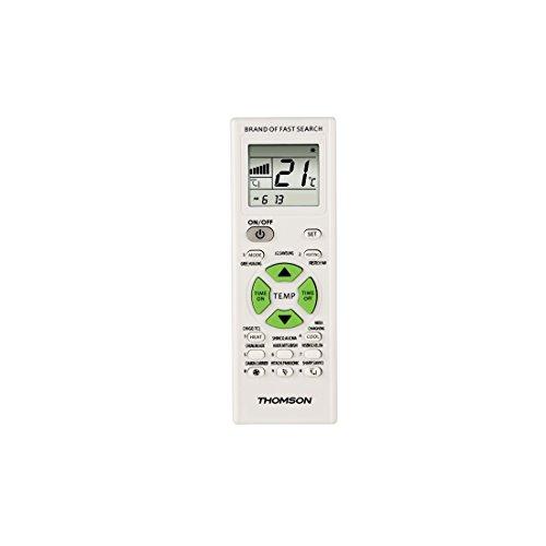 Thomson 131838 Telecomando Universale per Condizionatori d'Aria