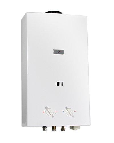 Preisvergleich Produktbild Eccotemp CEI-12 Gas Durchlauferhitzer für den Innenbereich, Propan 50mbar