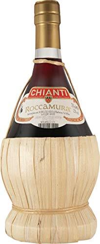 Agricole Selvi Roccamura Chianti Fiasco DOCG in der Korbflasche