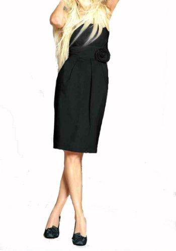 APaRT robe en satin-robe noir Noir - Noir