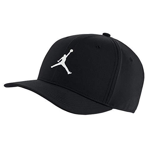 2bc7826bb30a6 Nike Men's JORDAN CLC99 SNAPBACK Hat, Black/White, One Size