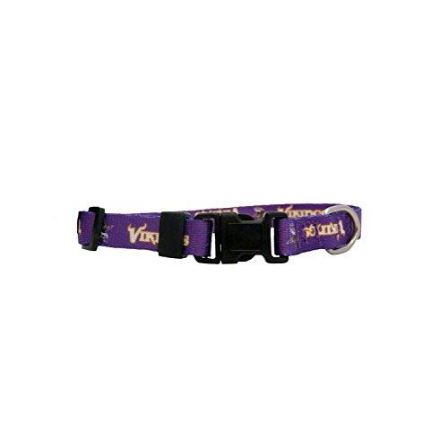 nfl-minnesota-vikings-team-pet-collar-teacup-purple
