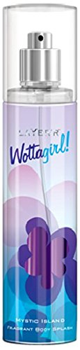 Layer\'r Wottagirl Body Spray, Mystic Island, 135ml