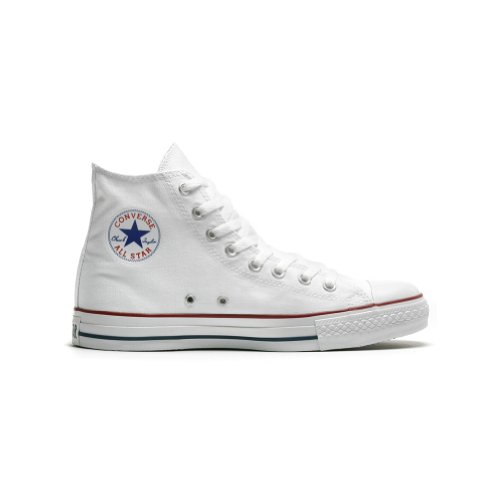 Converse Chuck Taylor All Star Adulte Seasonal Suede Hi 381310 Unisex - Erwachsene Sneaker Optical White