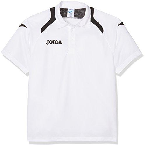 Joma Herren Polohemd Blanco Negro
