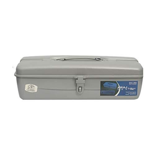 Preisvergleich Produktbild Toolbox Zinn Kunst Autoreparatur Autoteile Multifunktions-Hardware-Aufbewahrungsbox (größe : 37cm*16cm*10.5cm)
