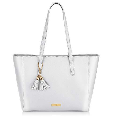 AOTEKIN Damen Handtasche Shopper Henkeltasche Taschen Elegant Schultertasche für Frauen Henkeltasche Stil Tote Bag -