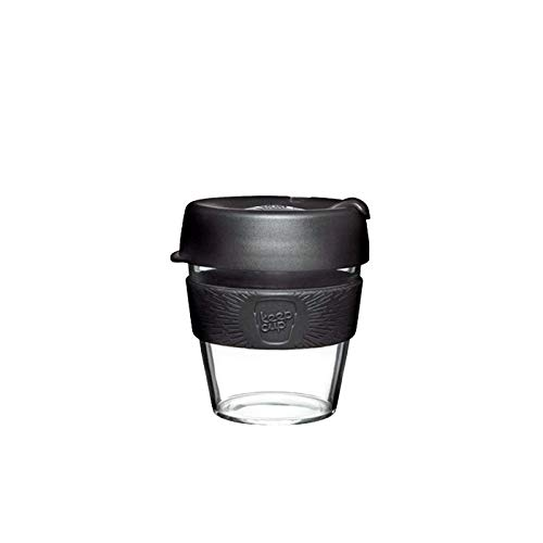 KeepCup Edition | 8oz Schwarz
