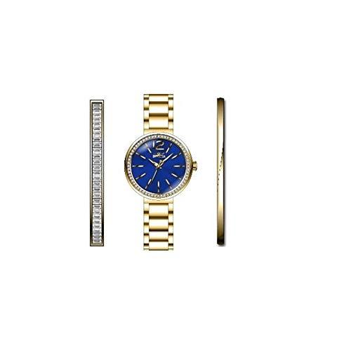 Invicta Angel Reloj de Mujer Cuarzo Correa y Caja de Acero dial Azul 29270