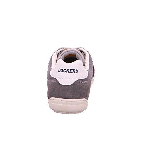 Dockers by Gerli aus Textil/Leder in grau Grau