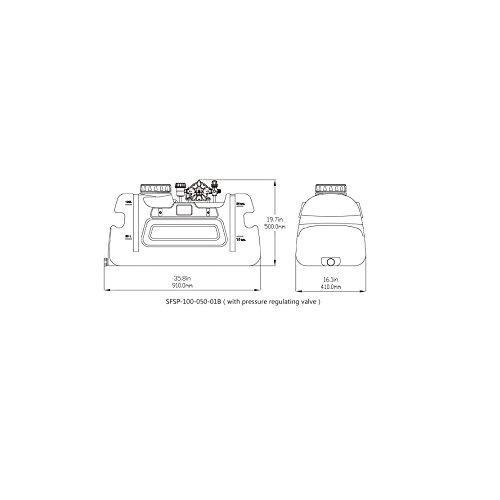 SEAFLO 20 LPM ATV Spot Sprayer