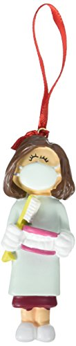 Dental-figur (Ornament Central oc-029-fbr weiblich Dental Figur)