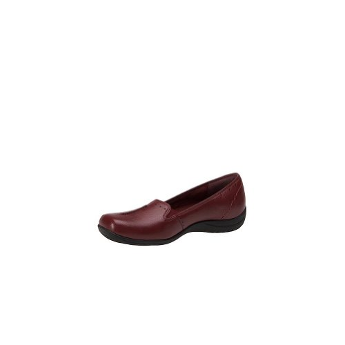 Easy Street Purpose Eckig Synthetik Slipper Cranberry