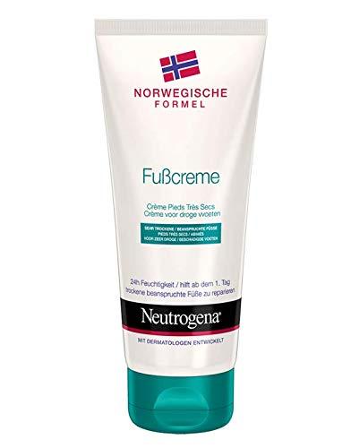 Neutrogena Crema De Pies - 100 ml.