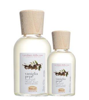 Helan - profumi casa vaniglia pepe - bastoncini 100 ml