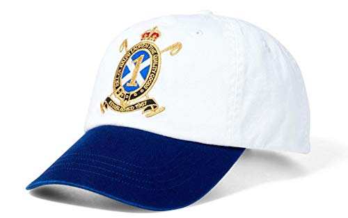 Ralph Lauren Classic Sport Cap One Size Weiß Blau