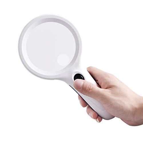 Handlinse mit 10-fachem HD-Objektiv für optisches 10-fach-Objektiv