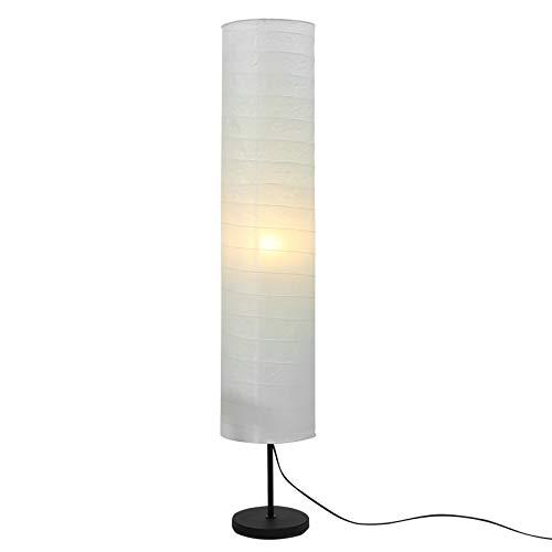 Lámpara de Mesa Moderno LED lámpara de pie papel estudio ...