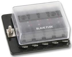 multicomp FUSEHOLDER, ATO, 10POS, LED PPFH-76ATO10 Atc-type Fuse