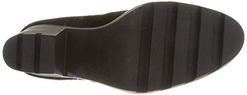Calvin Klein Stevie Suede, Scarpe con tacco a punta chiusa donna Nero (blk)
