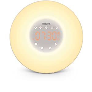 Beste Lichtwecker: Philips Wake-up Light HF3505