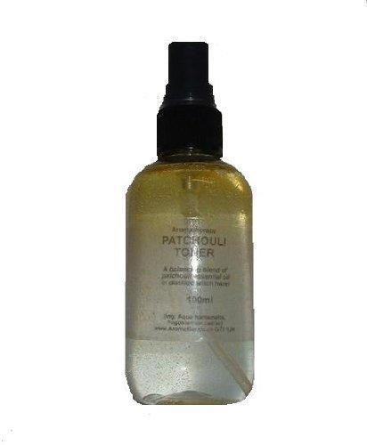 Destilliertes Hamamelis Gesichtswasser-Spray 100ml mit Patchouli pures ätherisches öl (Aromen Gemischten Lebensmittel)