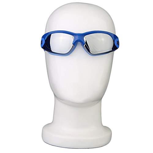 Lovelysunshiny occhiali protettivi per nuoto antifog in materiale plastico antiriflesso