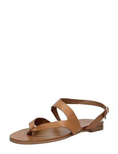 Choizz Exclusive , Sandales pour femme Marron * taille asiatique XL Noix de coco