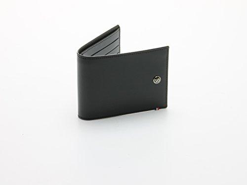 st-dupont-brieftasche-fa-1-4-r-kreditkarten-line-d-elysee-schwarz-180000