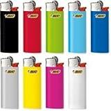 BiC Mini Lighters Blister Pack of 3
