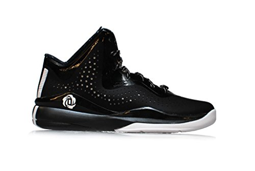 Adidas D Rose 773 III Basketballschuhe Schwarz / Weiß