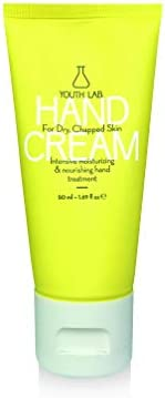 YOUTH LAB Hand Cream - Intensive Care Lotion For Dry, Cracked, Chapped Or Aging Hands- Skin Repair Moisturizer