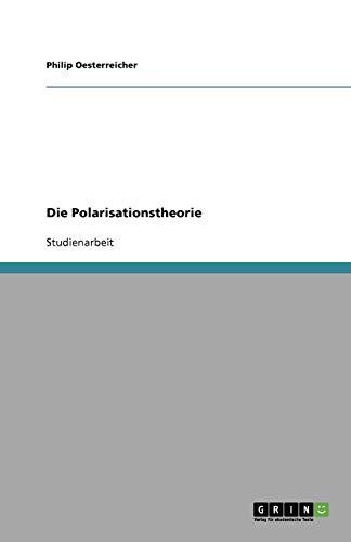 Die Polarisationstheorie