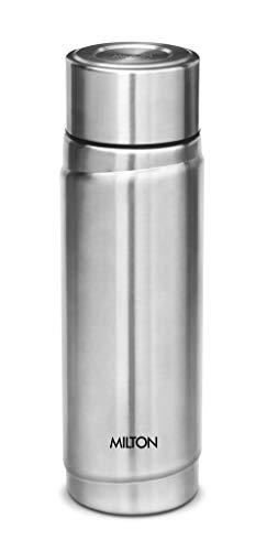 Milton Vegas Deluxe 1300 Stainless Steel Bottle, 1.25 Litre, Silver